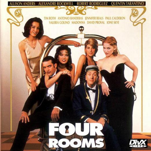 Four Rooms Tarantino Watch Online